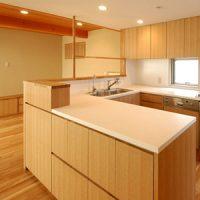 キッチン&ダイニング東玉川の家