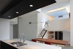 キッチン&ダイニングW邸