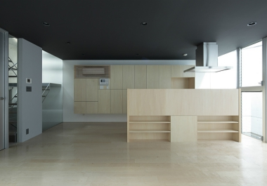キッチン&ダイニングI邸
